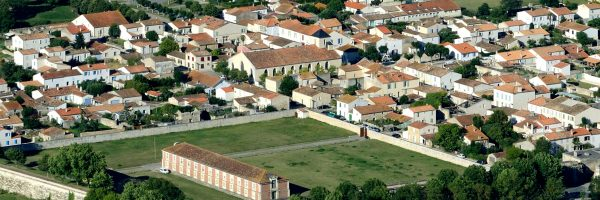 LA PLACE FORTE DE BROUAGE - GRAND SITE NATIONAL