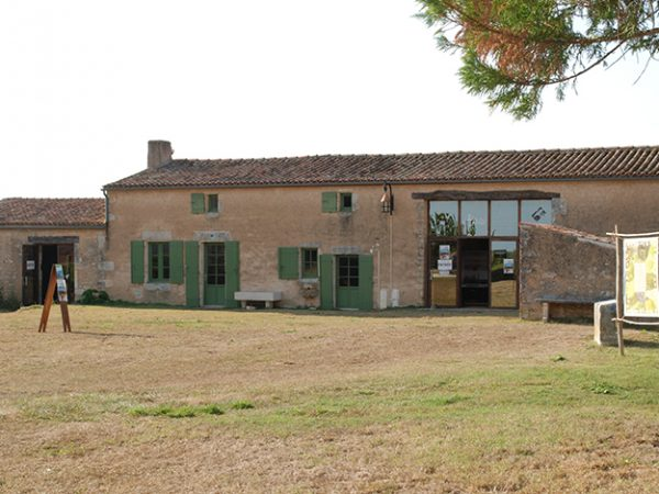maison de Broue Saint-Sornin